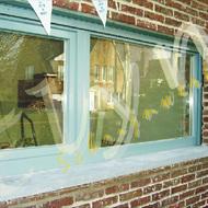 PVC ramen Oudenaarde
